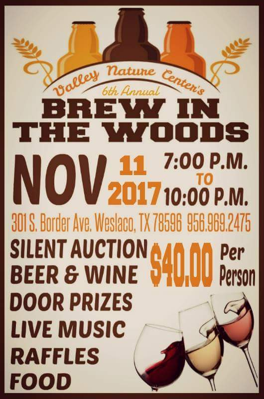 Brew in the woods 2017